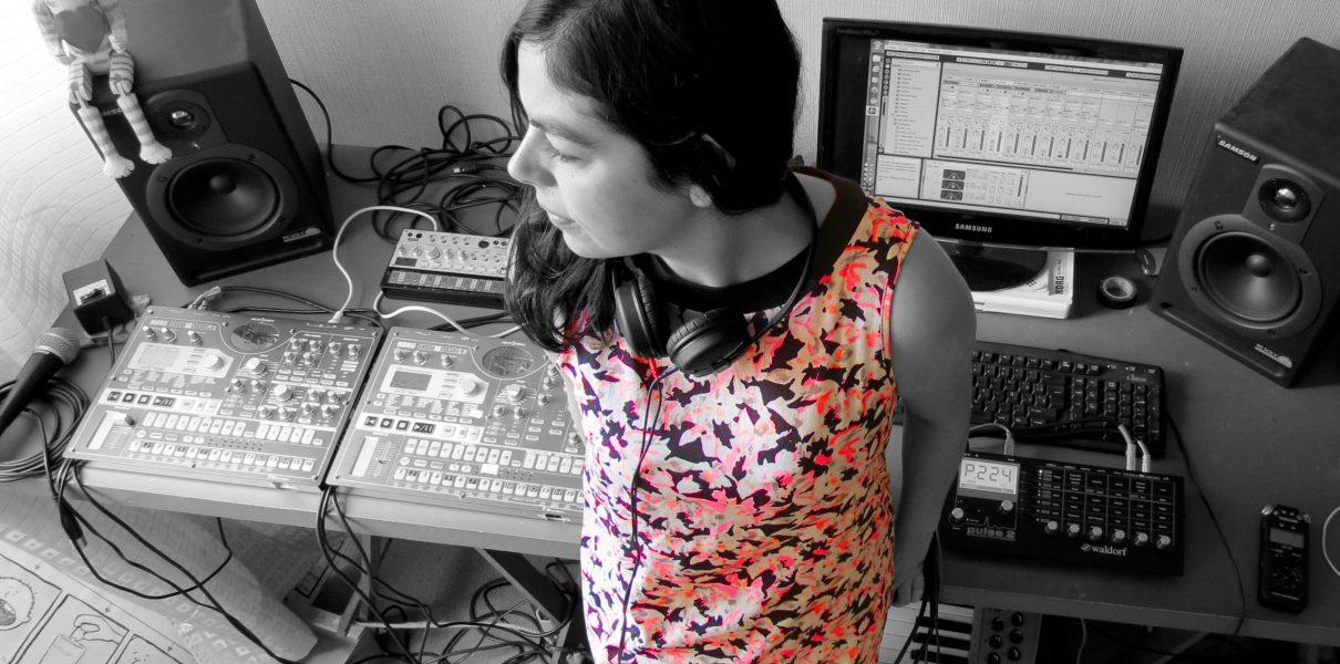 Alisú (Jessica Campos)